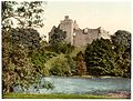 Doune Castle from the Teith, Scotland-LCCN2001705973.jpg
