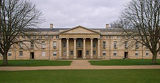 Downing College, Cambridge - Image: Downing College Chapel
