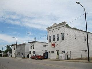 Pearl City, Illinois Village in Illinois, United States