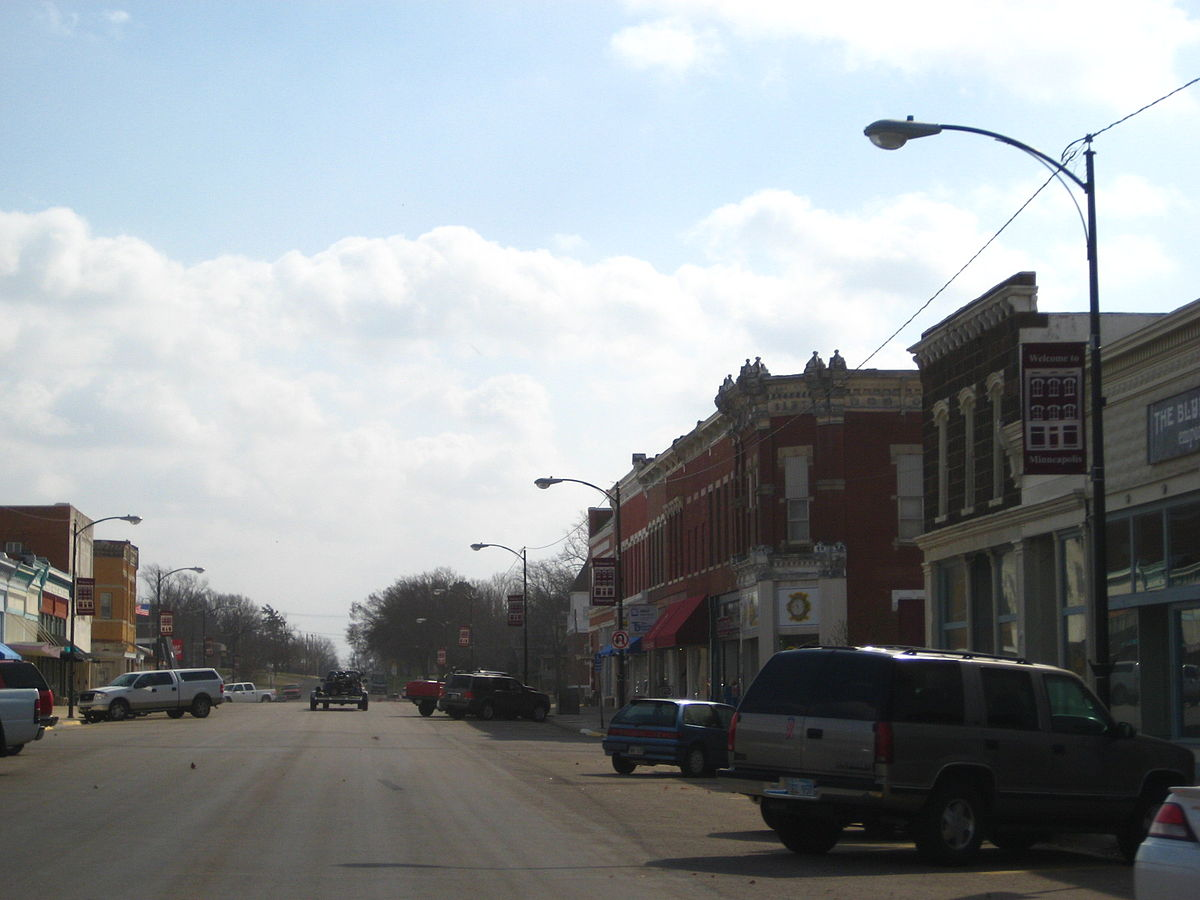 Minneapolis Kansas Wikipedia