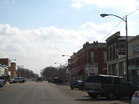 Downtown minneapolis kansas 2009.jpg