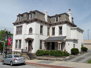 Dr. Joseph Maurer House - Image: Dr.Joseph Maurer House