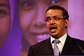 Dr. Tedros Adhanom Ghebreyesus, Minister of Health, Ethiopia, speaking at the London Summit on Family Planning (7556214304).jpg