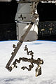 Dragon CRS-3, Canadarm2, and Dextre (ISS039-E-016800).jpg