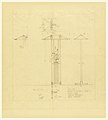 Drawing, Floor Lamp, Henry J. Allen Residence, Wichita, Kansas, 1917 (CH 18800273).jpg