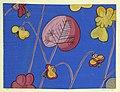 Drawing, Textile Design- Alpenveilchen (Cyclamen), 1920–21 (CH 18631587).jpg