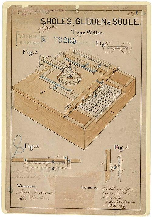 Dating Remington skrivemaskiner