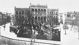 Potsdamer Bahnhof Unknown author. [Public domain], via Wikimedia Commons
