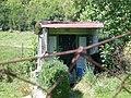 Dreschmaschinen-Gartenhaus Obernbreit Seitenansicht 02.jpg