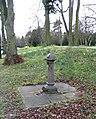 Drinking fountain, Top Green - geograph.org.uk - 370262.jpg