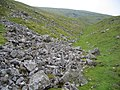 Dry valley above Cliff Beck valley - geograph.org.uk - 965206.jpg