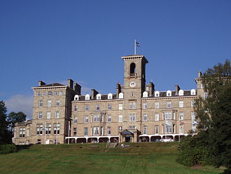 Dunblane - Dunblane Hydro Hotel