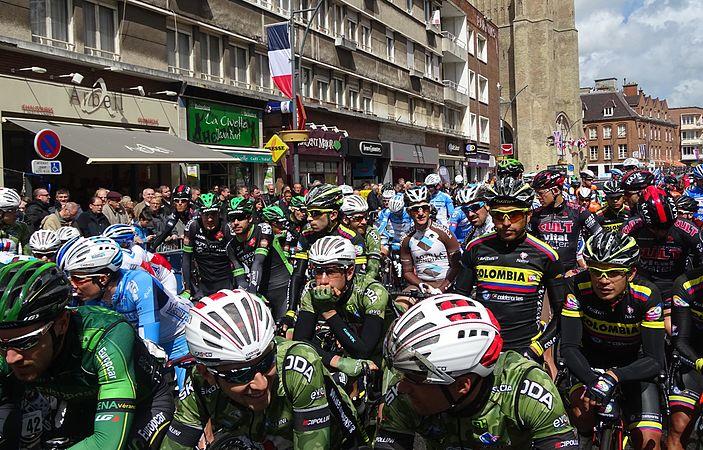 Dunkerque - Quatre jours de Dunkerque, étape 1, 6 mai 2015, départ (C36).JPG
