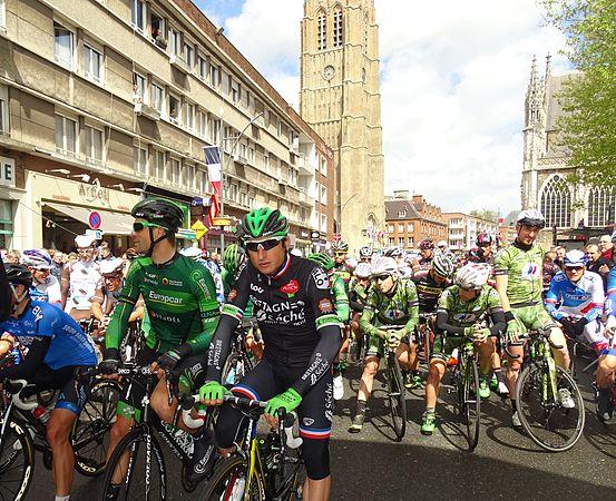 Dunkerque - Quatre jours de Dunkerque, étape 1, 6 mai 2015, départ (C40).JPG