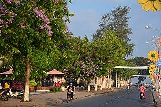 Tân Châu, An Giang Town in An Giang, Vietnam
