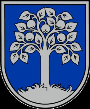 Durbe Municipality - Image: Durbes novads COA