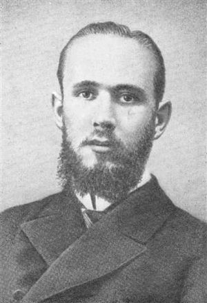 Nikolai Nikolayevich Durnovo - Image: Durnovo