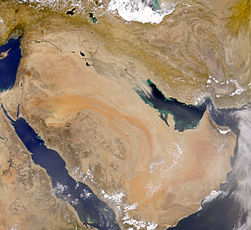 Dust storm over Iran, Iraq.jpg