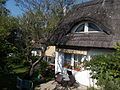 Dwelling house. Listed ID 10495. Garden. - 55 Csokonai street, Tihany.JPG