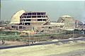 Dynamotion Hall and Space Odyssey Under Construction - Science City - Eastern Metropolitan Bypass - Calcutta 1996-March 286.JPG