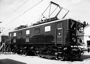 English Electric EL.100 - EL.103 locomotive