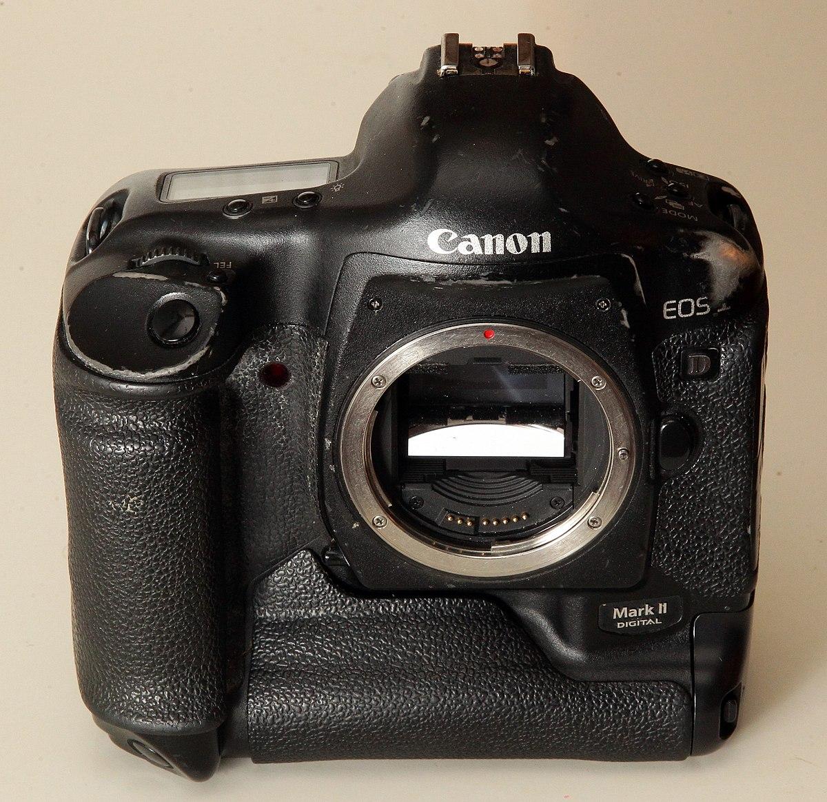 Canon EOS-1D Mark II N Treiber Windows 7