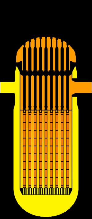 EPR (nuclear reactor) - Reactor pressure vessel of the EPR