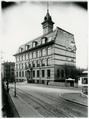 ETH-BIB-Zürich, ETH Zürich, altes Maschinenlaboratorium, Fassade Ost-Nord-Ans 00114.tif