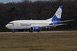 EW-253PA Boeing B737-524 B735 -BRU (33142510386).jpg