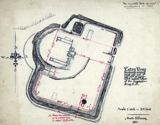 Feudal barony of Eaton Bray