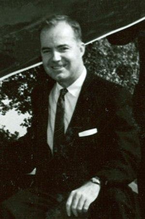 Ed Edmondson (politician) - Image: Ed Edmondson