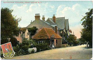 Eddington, Kent Human settlement in England