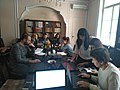 Edit-a-thon at Institute for the Protection of Cultural Monuments of Serbia 04.jpg