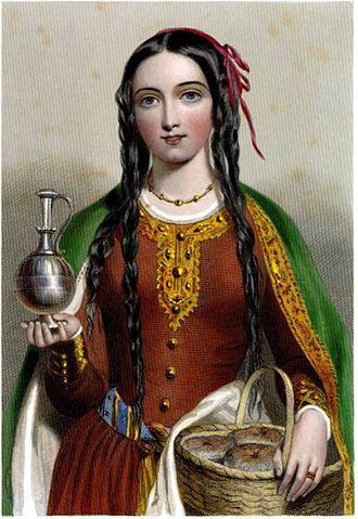 Duchess of Normandy - Image: Edite Matilde Escócia
