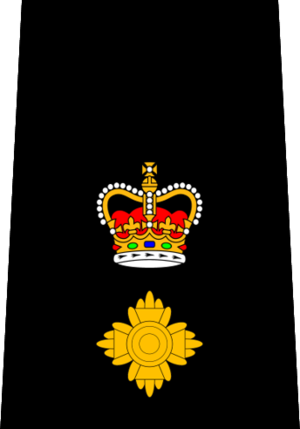 Edmonton Police Service - Image: Edmonton Police Superintendent