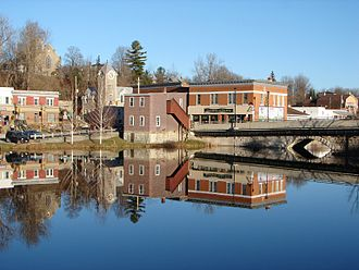 Bonnechere Valley - Community of Eganville in Bonnechere Valley.