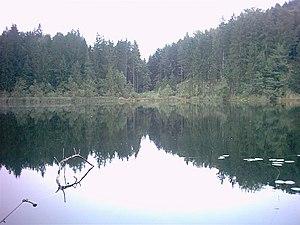 Egelsee (Tyrol) - Lake Egelsee