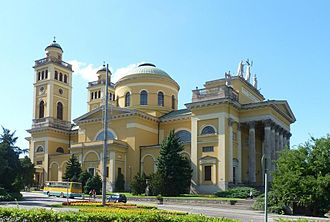 Roman Catholic Archdiocese of Eger - Egar Cathedral Basilcia