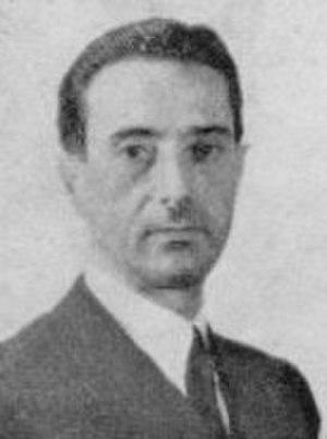 Italian Minister of Education - Image: Egidio Tosato