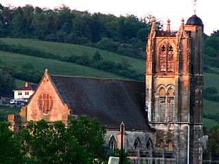 Church of Notre-Dame, Villeneuve-sur-Yonne church in Villeneuve-sur-Yonne, France
