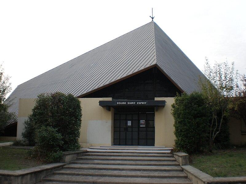 File:Eglise Saint-Esprit (Montpellier).JPG