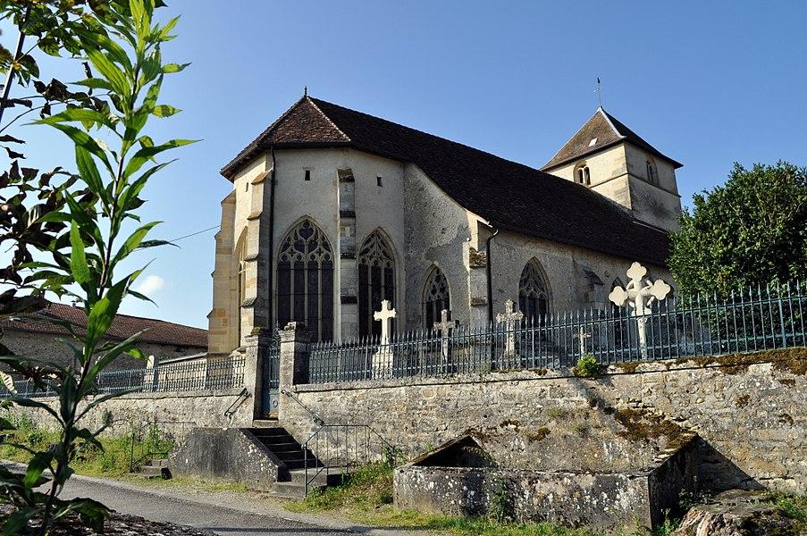 Église Saint-Martin de Nubécourt