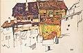 Egon Schiele - Alte Häuser in Krumau - 1914.jpeg
