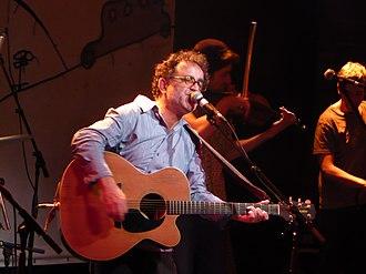 Ehud Banai - Ehud Banai performing, 2008