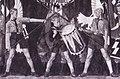 Ei01b FRANZ EICHHORST 1885–1948 war painter Rathaus Berlin-Schöneberg Bürgersaal fresco 1935–38 Nazi propaganda Galleria.thule-italia.com No known copyright restrictions.jpg