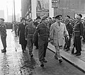 Eisenhower arriveert te Rotterdam om het commando over Canadese troepen die met , Bestanddeelnr 904-8607.jpg