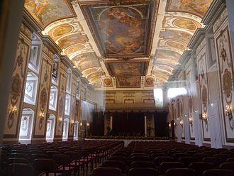 Schloss Esterházy - Haydnsaal