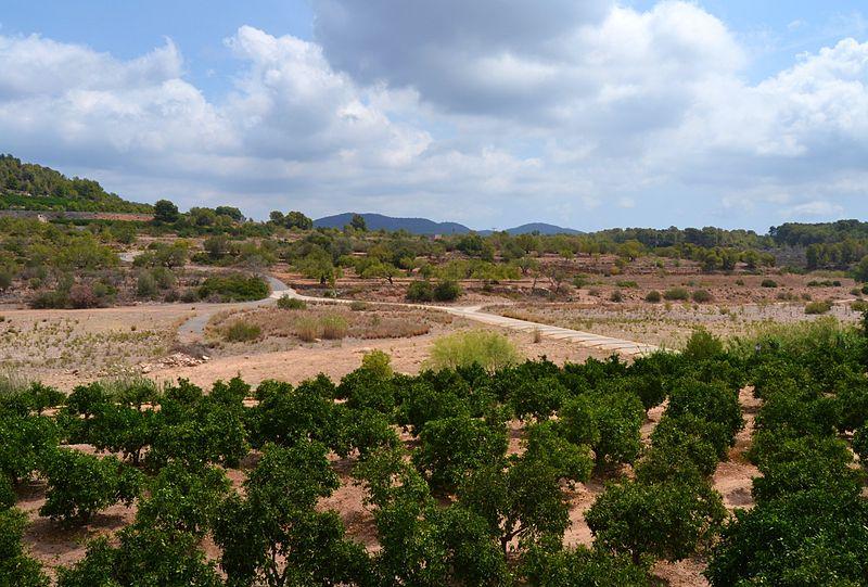 File:El riu Palància a Alfara de la Baronia.JPG