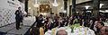 El saló de l'Hotel Intercontinental ple per escoltar Artur Mas.jpg