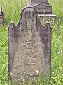 Elisabeth Gilmore Tombstone, Bethany Cemetery, 2015-06-11, 01.jpg